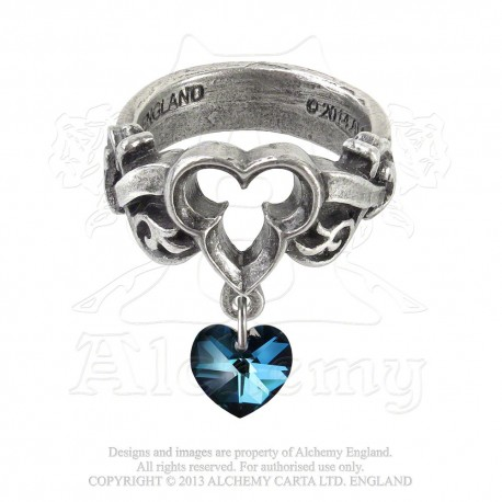 Alchemy Gothic AG-R199 The Dogaressa's Last Love ring