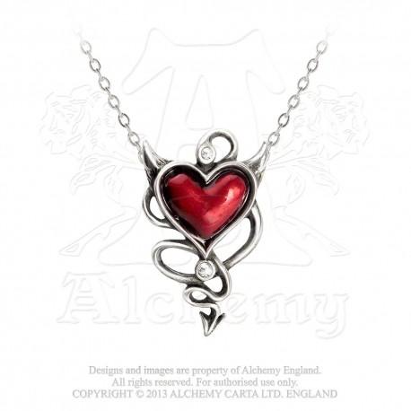 Alchemy Gothic ULFP20 Devil Heart