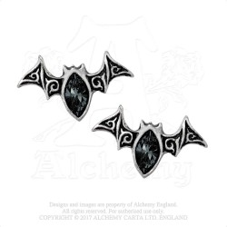 Alchemy Gothic E394 Viennese Nights - studs