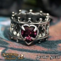 Alchemy Gothic AG-R156 Elizabethan Ring