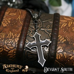 Alchemy Gothic P618 Osbourne's Cross
