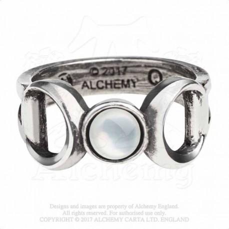 New Release! Alchemy Gothic AG-R219 Triple Goddess