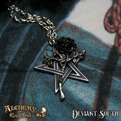 Alchemy Gothic P715 Ruah Vered necklace