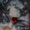 Alchemy Gothic ULFP1 Swallow Heart