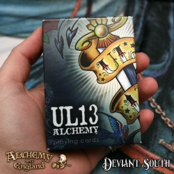 Alchemy Gothic UL13 Playing Cards