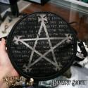 Last Chance! Alchemy Gothic LG73 Magic Purse - Leather & Canvas