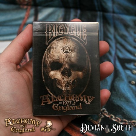 Alchemy Gothic CARD8 Bicycle Playing Cards