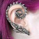 Alchemy Gothic E412 Ostrogoth Dragon Ear Wrap