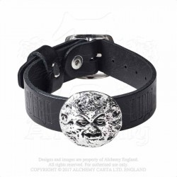 Alchemy Gothic A119 M'era Luna - Man In The Moon: Wriststrap
