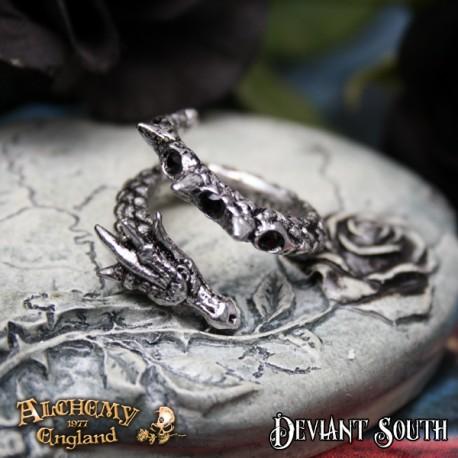 Alchemy Gothic AG-R183 Vis Viva Ring