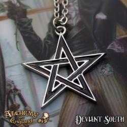 Alchemy Gothic P775 Black Star