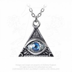 New Release! Alchemy Gothic P827 Eye of Providence