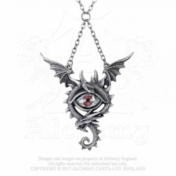 New Release! Alchemy Gothic P832 Eye of the Dragon