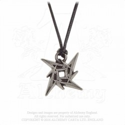 "Alchemy Gothic PP500 Metallica ""Ninja Logo"" Neck Thong"