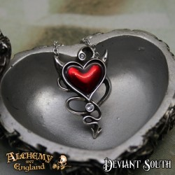 Alchemy Gothic ULFP20 Devil Heart