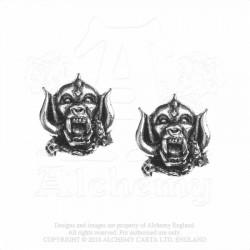 New Release! Alchemy Gothic PE1 Motorhead: Warpig (pair)