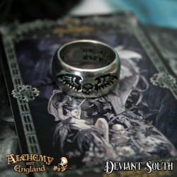 Last Chance! Alchemy Gothic AG-R207 Desolation ring