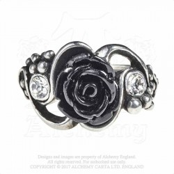 New Release! Alchemy Gothic AG-R223 Bacchanal Rose ring
