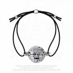 New Release! Alchemy Gothic AML1 M'era Luna: Man in the Moon Bracelet