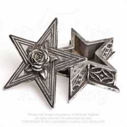 Alchemy Gothic V59 Pentagram Box