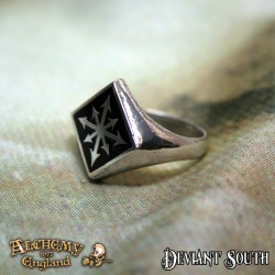 Alchemy Gothic AG-R99 Chaos Signet ring