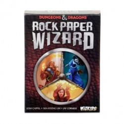 Dungeons & Dragons Rock Paper Wizard (standalone)