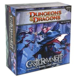 Dungeons & Dragons Castle Ravenloft Standalone Game