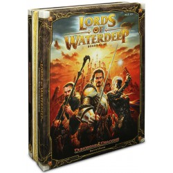 Dungeons & Dragons - Lords of Waterdeep