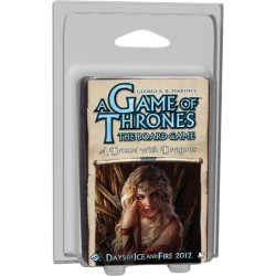 A Game of Thrones Board Game A Dance With Dragons Expansion