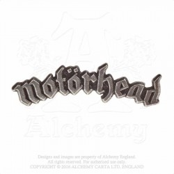 Alchemy Gothic PC501 Motorhead: logo pin badge brooch