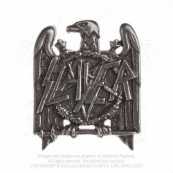 Alchemy Gothic PC504 Slayer: Eagle pin badge brooch