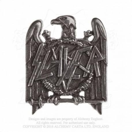 Alchemy Gothic PC504 Slayer: Eagle pin badge brooch