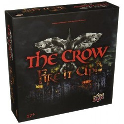 The Crow: Fire It Up Board Game