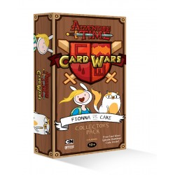 Adventure Time Card Wars Fionna vs Cake Collector's Pack
