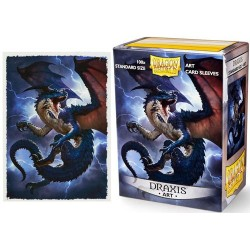 Dragon Shield Art Sleeves Classic - DRAXIS (100)