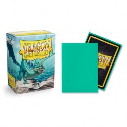 Dragon Shield Matte Standard Sleeves - Mint (100)