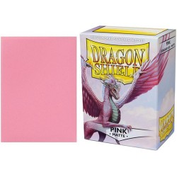 Dragon Shield Matte Standard Sleeves - Pink (100)
