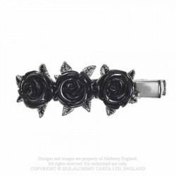 New Release! Alchemy Gothic HH12 Wild Black Rose