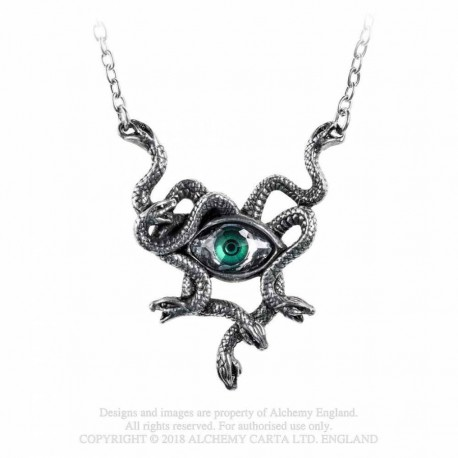 New Release! Alchemy Gothic P847 Gorgon's Eye