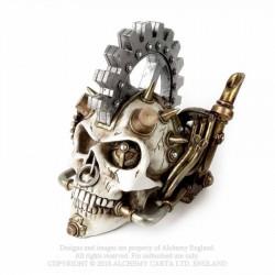 New Release! Alchemy Gothic V73 Steam Head Skull