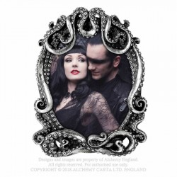 New Release! Alchemy Gothic V76 Kraken Photo Frame