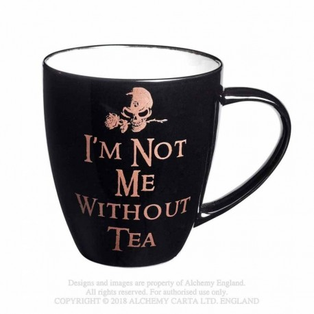New Release! Alchemy Gothic ALMUG8 Not Me Without Tea