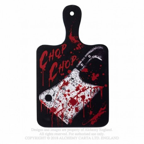 New Release! Alchemy Gothic CT1 Chop Chop