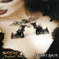 Best Seller! Alchemy Gothic E394 Viennese Nights - studs