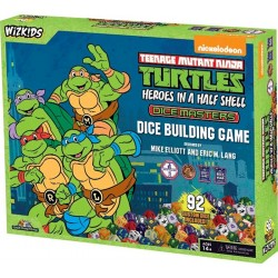 Last Chance! TMNT Dice Masters Heroes in a Half Shell Box Set