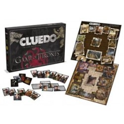 Game of Thones Cluedo