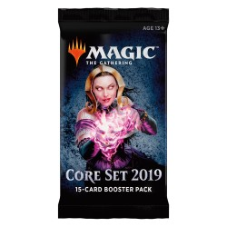 Magic: The Gathering Core 2019 15-Cards Booster Pack