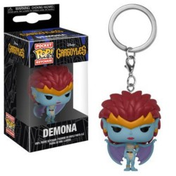 Funko Pocket Pop! Keychain: Disney Gargoyles – Demona