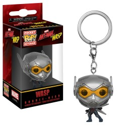 Funko Pocket Pop! Keychain: Marvel – Ant–Man And The Wasp – Wasp