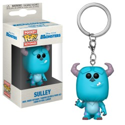 Funko Pocket Pop! Keychain: Monsters Inc – Sulley